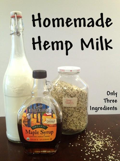 Hemp Milk 7