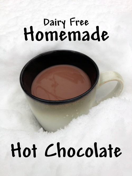 Homemade Hot Chocolate 3